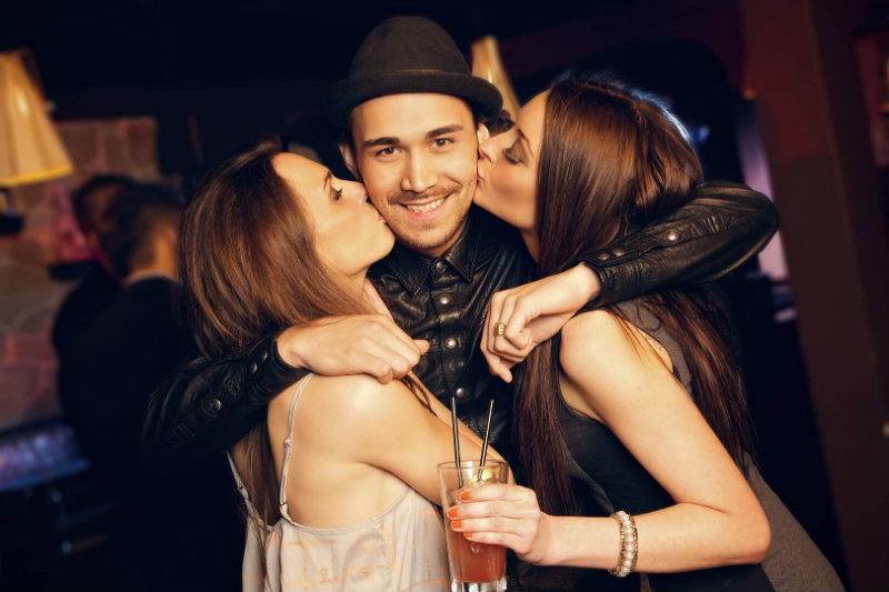how to date party girls