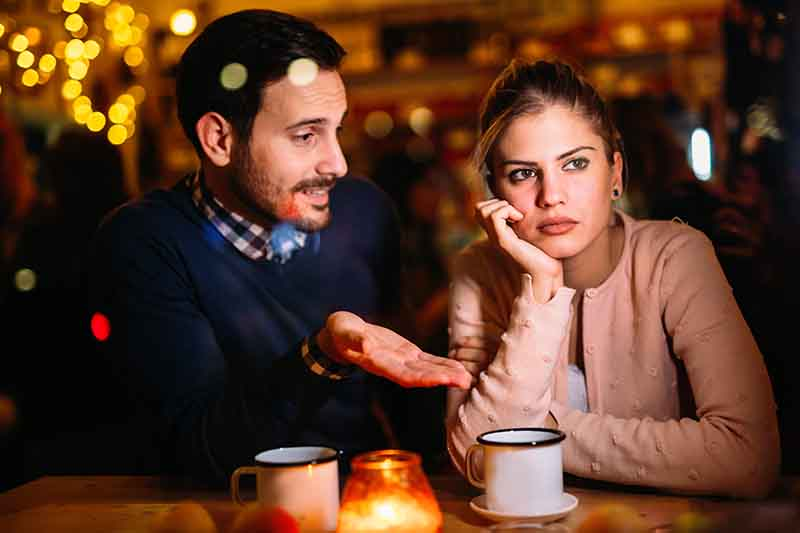 13 Common Dating Tips For Men You Should IGNORE