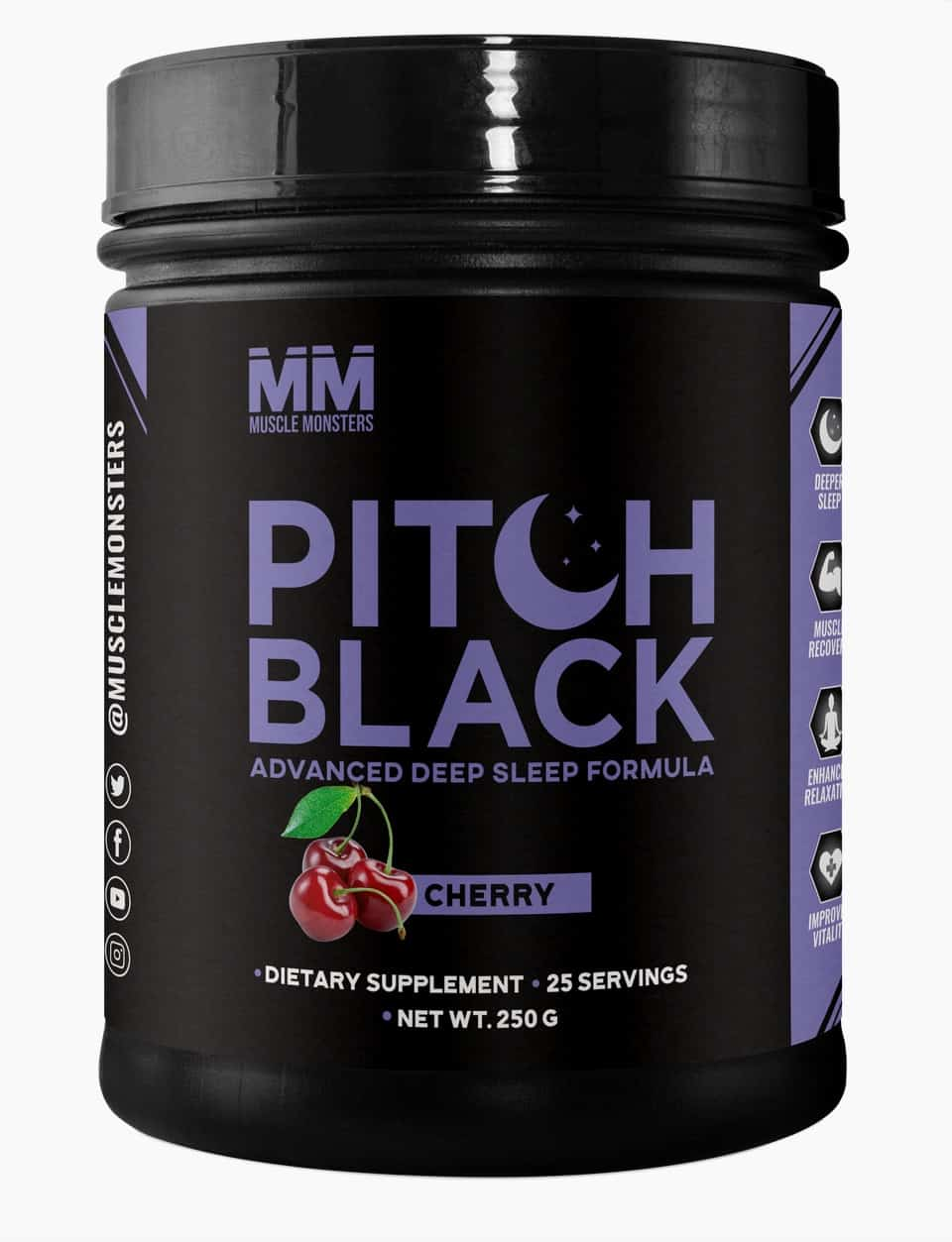 muscle monsters pitch black